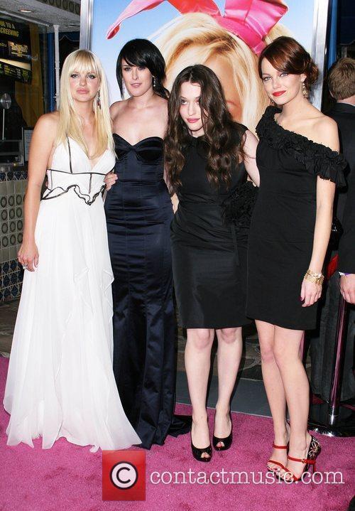 Anna Faris, Rumer Willis, Kat Dennings and Emma...