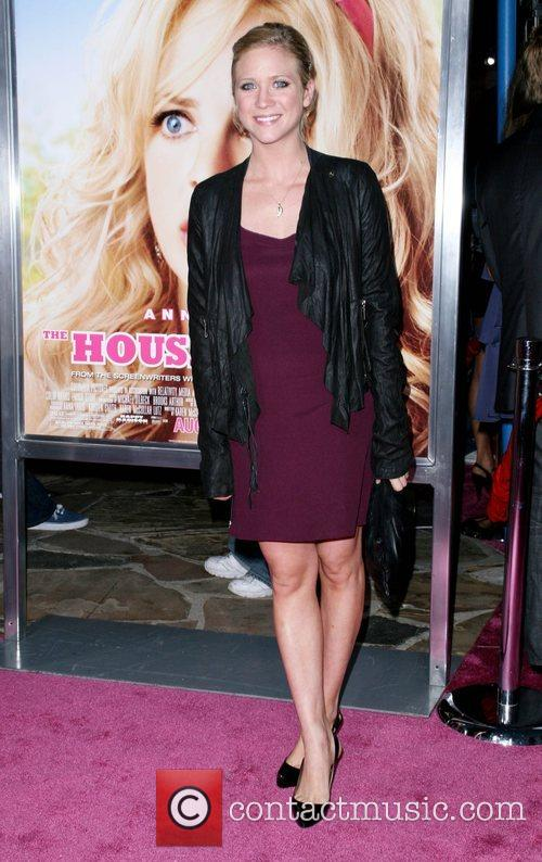 Brittany Snow Premiere of 'House Bunny' at the...