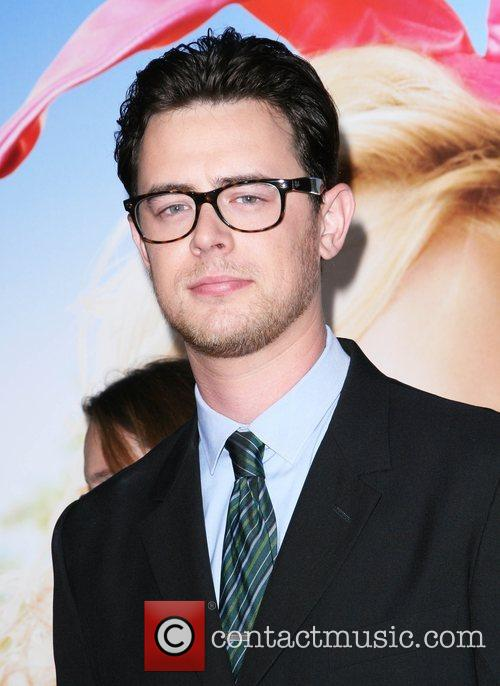 Colin Hanks Premiere of 'House Bunny' at the...