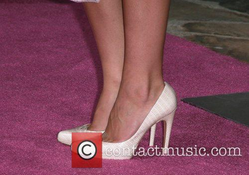 Katherine McPhee Premiere of 'House Bunny' at the...