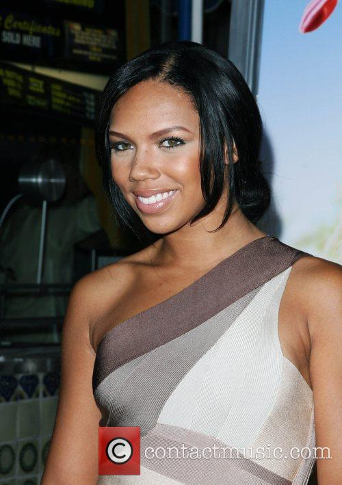 Kiely Williams Premiere of 'House Bunny' at the...