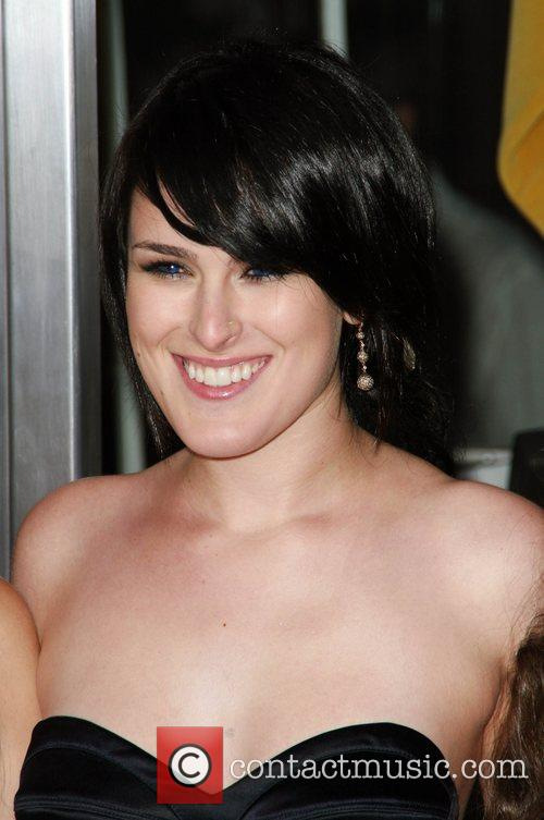 Rumer Willis Premiere of 'House Bunny' at the...