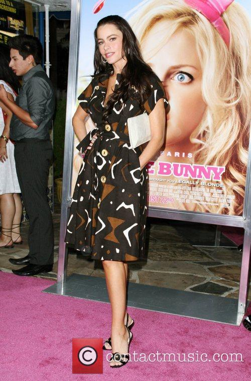 Sofia Vergara Premiere of 'House Bunny' at the...