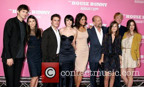 Premiere of 'The House Bunny' at the Mann's...