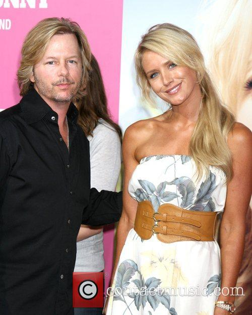 David Spade and guest Premiere of 'The House...