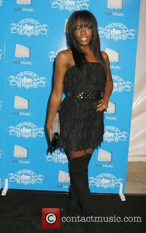 Dawn Richard 'House of Hype' Pre-VMA Party held...