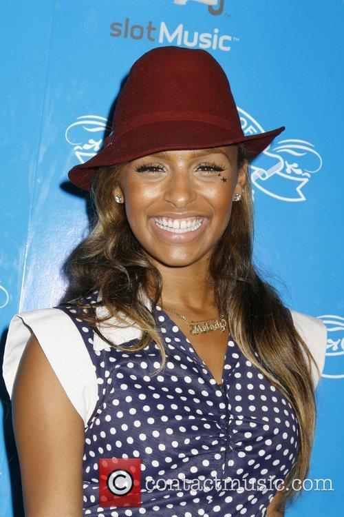Melody Thornton 'House of Hype' Pre-VMA Party held...