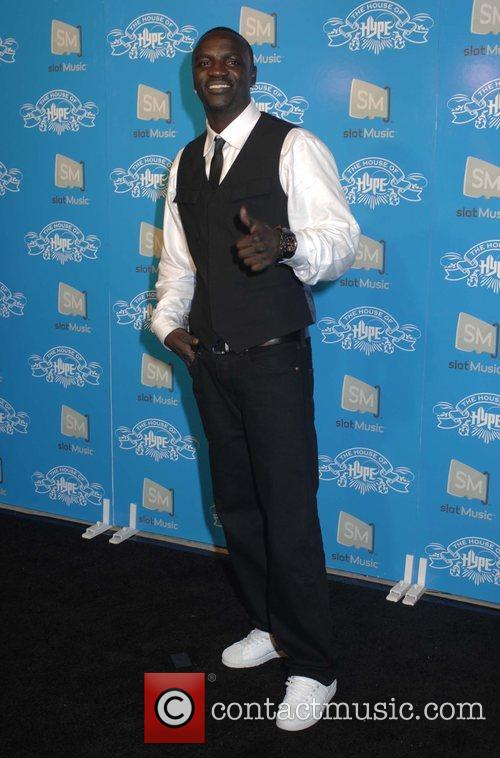 Akon House of Hype MTV Video Music Awards...