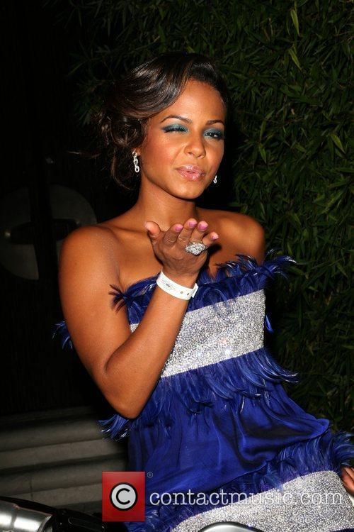 Christina Milian and Mtv 11