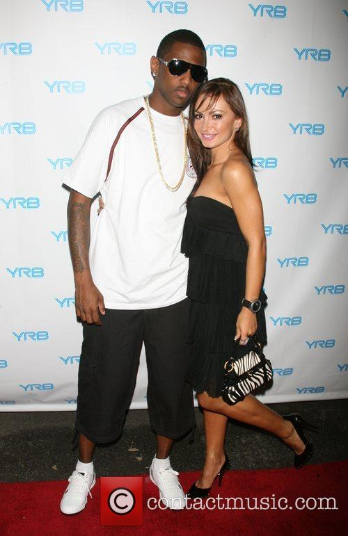 Fabolous and Karina Smirnoff 3