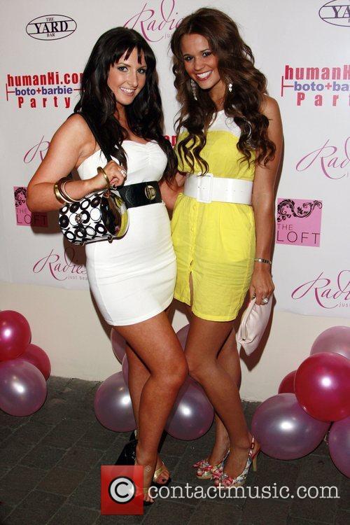 Amy Alexander and Naomi Mill Bank-Smith HumanHi Botox...