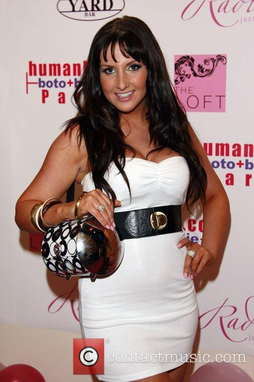 Amy Alexander  HumanHi Botox themed party held...