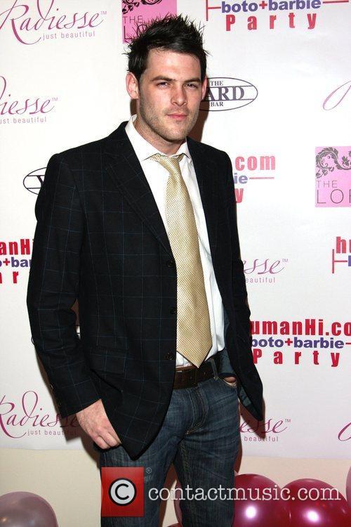 Joe Crawford HumanHi Botox themed party held at...