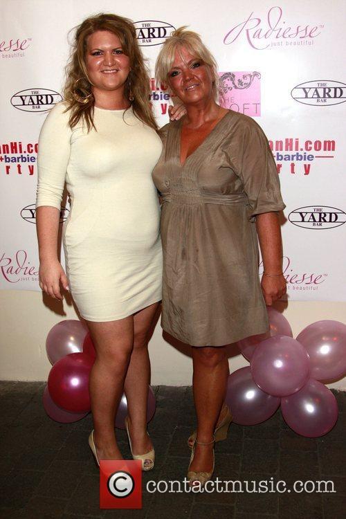Suzi Alexson and Emilee Alexson HumanHi Botox themed...