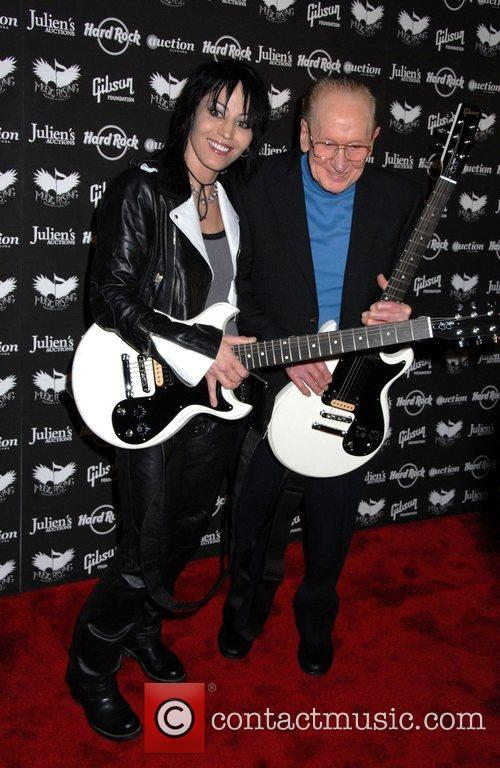 Joan Jett and Les Paul 3