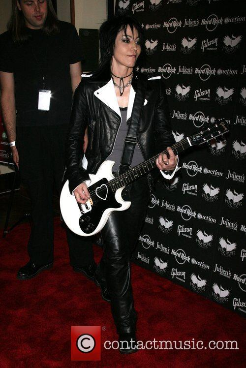 Joan Jett Icons Of Music II auction benefiting...