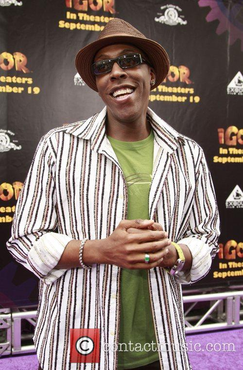 Arsenio Hall 'Igor' premiere at Grauman's Chinese Theater...