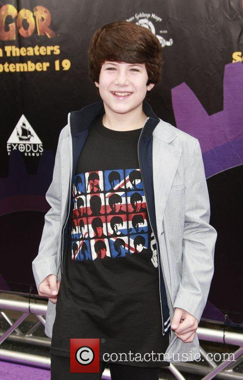 Dylan Minnette 'Igor' premiere at Grauman's Chinese Theater...