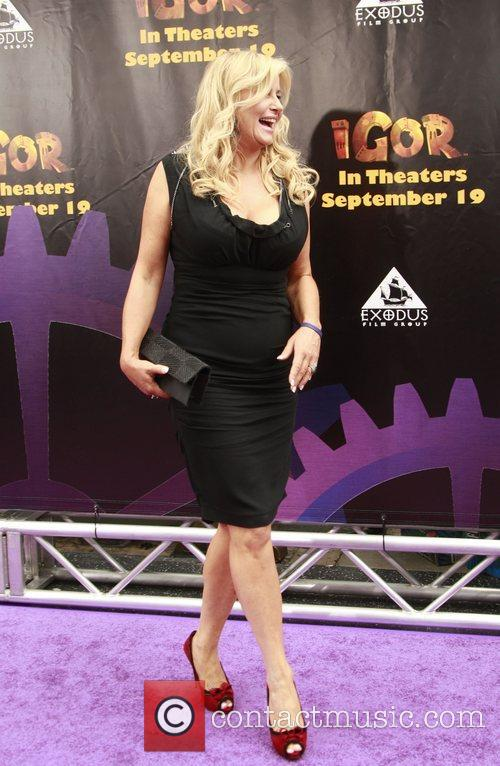 Jennifer Coolidge 'Igor' premiere at Grauman's Chinese Theater...