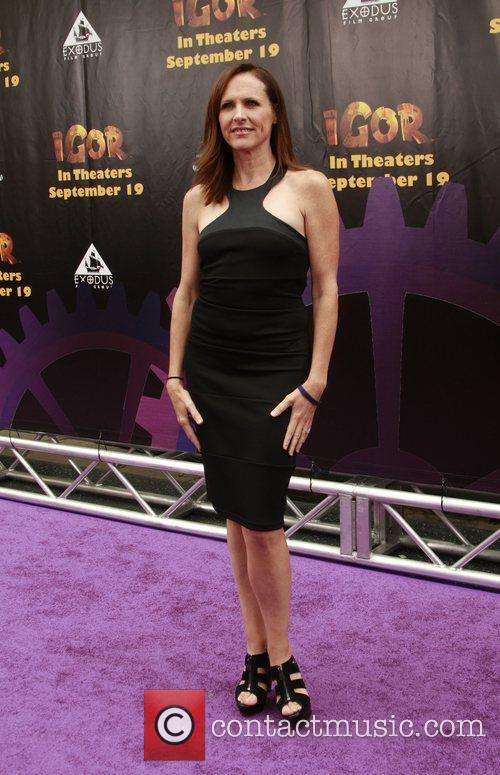 Molly Shannon 'Igor' premiere at Grauman's Chinese Theater...