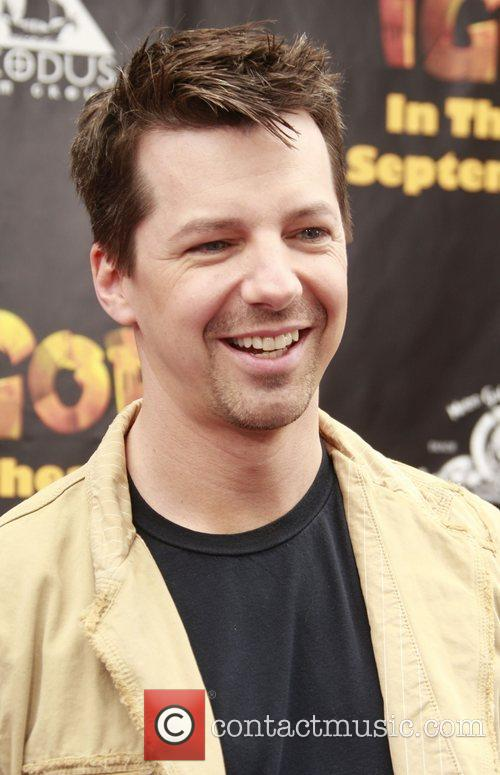 Sean Hayes 'Igor' premiere at Grauman's Chinese Theater...