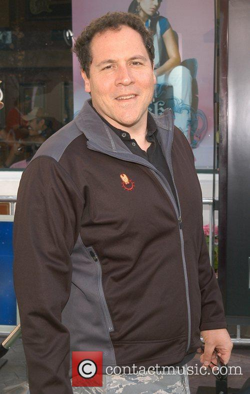 Jon Favreau Universal Pictures and Marvel Studios World...