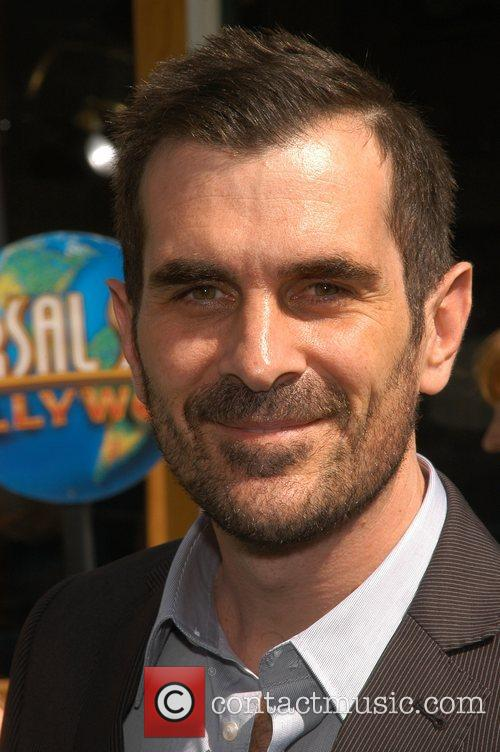 Ty Burrell Universal Pictures and Marvel Studios World...
