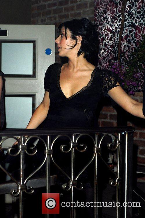 Kym Marsh 2008 Inside Soap Awards Nominations held at...
