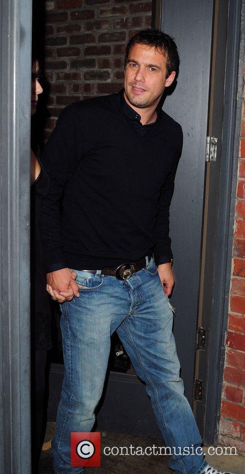 Jamie Lomas 2008 Inside Soap Awards Nominations held at...