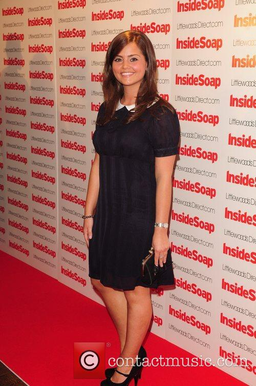 Jenna Louise Coleman, Inside Soap Awards Nominations 2008