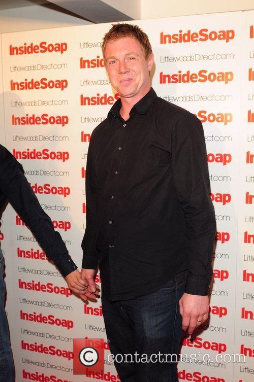 Matthew Crompton 2008 Inside Soap Awards Nominations held...