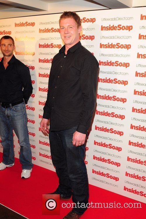 Matthew Crompton and Charlie Condu  2008 Inside...