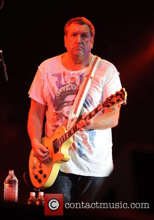Steve Jones of The Sex Pistols performing 2008...
