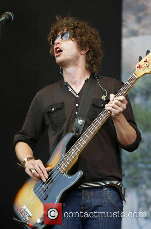 The Zutons Isle of Wight Music Festival 2008...