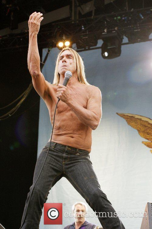 Iggy Pop and The Stooges 7