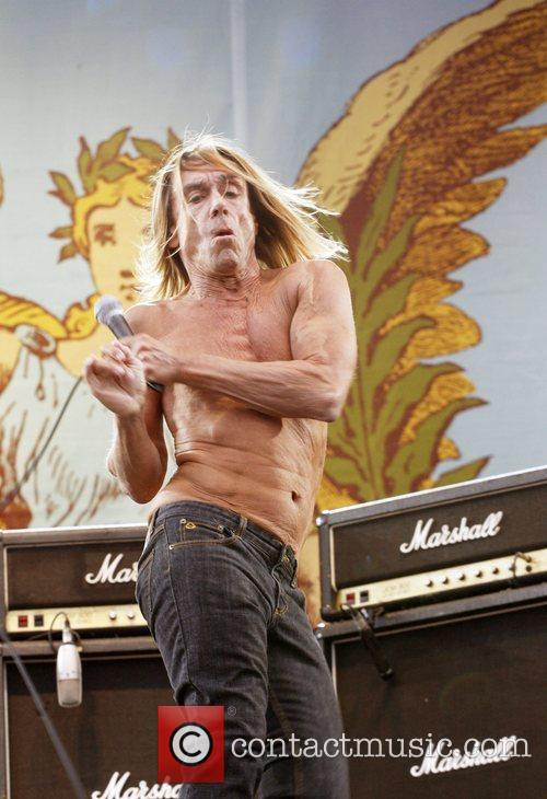 Iggy Pop and The Stooges 8