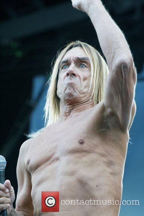 Iggy Pop and The Stooges 3