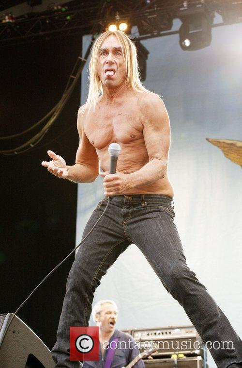 Iggy Pop and The Stooges 6