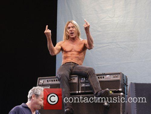 Iggy Pop and The Stooges 11