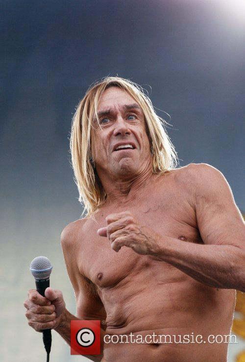 Iggy Pop and The Stooges 5