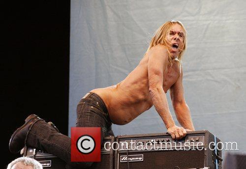 Iggy Pop and The Stooges 4