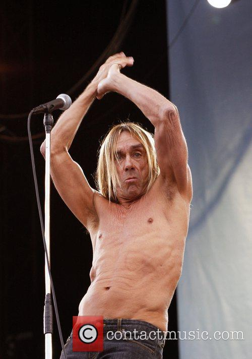 Iggy Pop and The Stooges 9