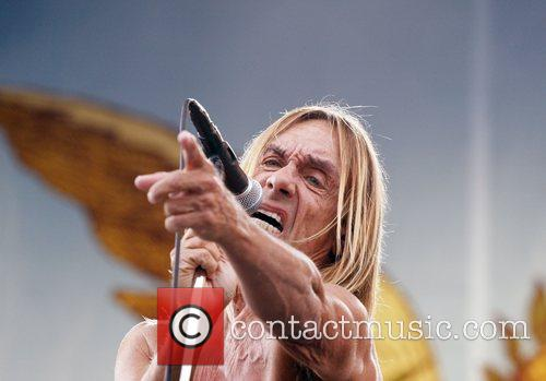 Iggy Pop and The Stooges 2