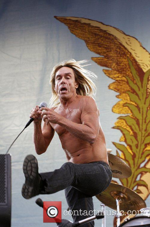 Iggy Pop and The Stooges 10