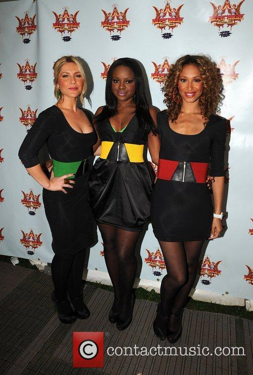 The Sugababes press call