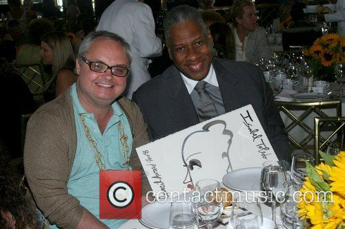 Mickey Boardman and Andre Leon Talley 7