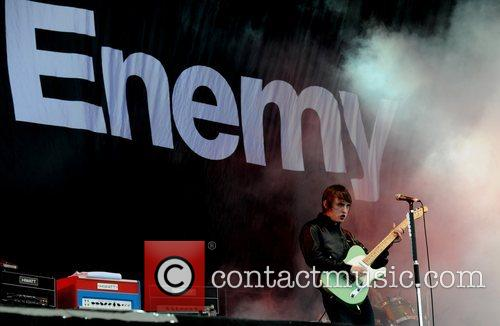 The Enemy, Isle of Wight Festival