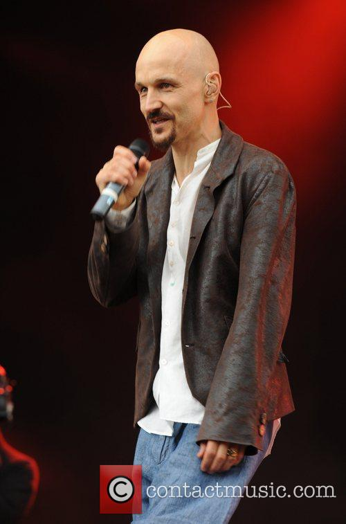 James, Isle of Wight Festival