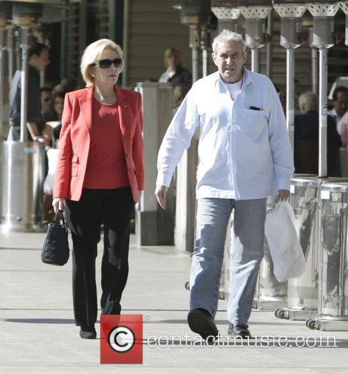 Ita Buttrose and Harry M. Miller  going...