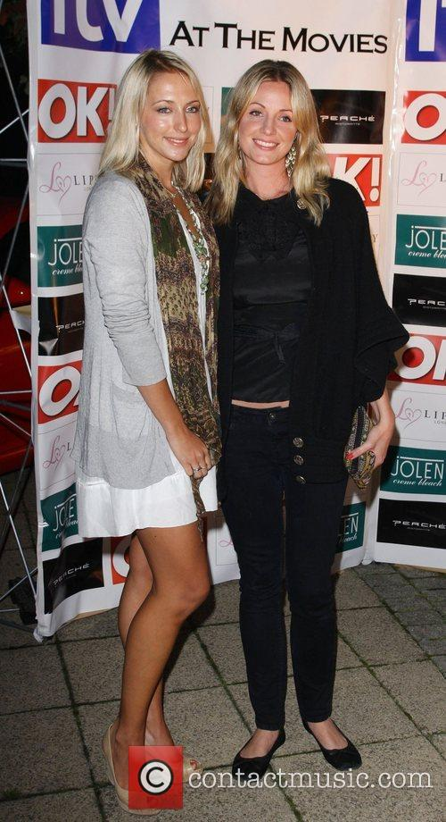 Ali Bastian Launch of 'ITV at the Movies'...